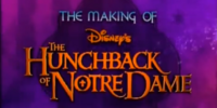 The Making of The Hunchback of Notre Dame