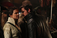 Once Upon a Time - 6x20 - The Song in Your Heart - Photography - Snow and Hook