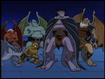 Manhattan Clan (Gargoyles)