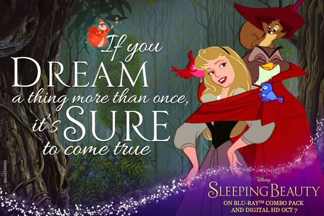 File:Sleeping Beauty Diamond Edition If you Dream a Thing More Than Once it's Sure to Come True Promotion.jpg
