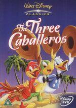 3 caballeros uk dvd