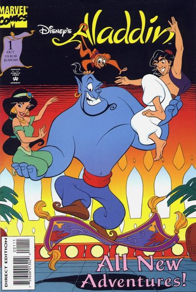 Aladdin Marvel Comics Disney Wiki Fandom Powered By