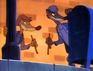 Comadrejas DuckTales