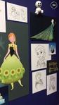 Frozen Fever Concept Art D23 2015