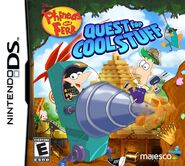 Quest for Cool Stuff on DS
