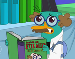 Perry as Wexler