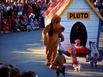 Pluto in fantasy on parade