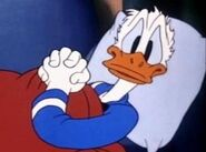 Donald Duck-Donald's Off Day