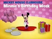 Minniesbdayweek