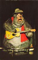 Disneycard countrybear 2