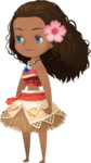Moana Costume Kingdom Hearts χ