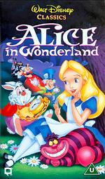 AliceinWonderland1996UKVHS