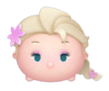 Surprise Elsa Tsum Tsum Game