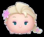 Surprise Elsa Tsum Tsum Game
