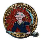 DLP - Brave - Booster Set - Merida Leaning on Her Arrow
