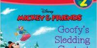 Goofy's Sledding Contest