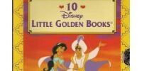 10 Disney Little Golden Books
