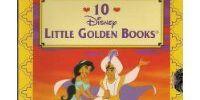 10 Disney Little Golden Books