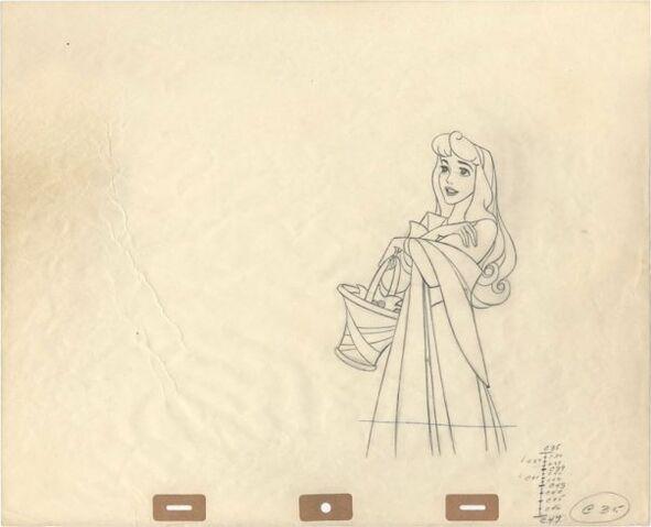 File:Aurora as Briar Rose Concept Art 1.jpg
