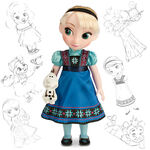 Frozen Elsa 2014 Disney Animators Doll