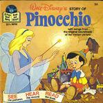 Pinocchio read-along