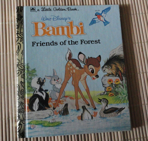 File:Bambi friends of the forest.jpg
