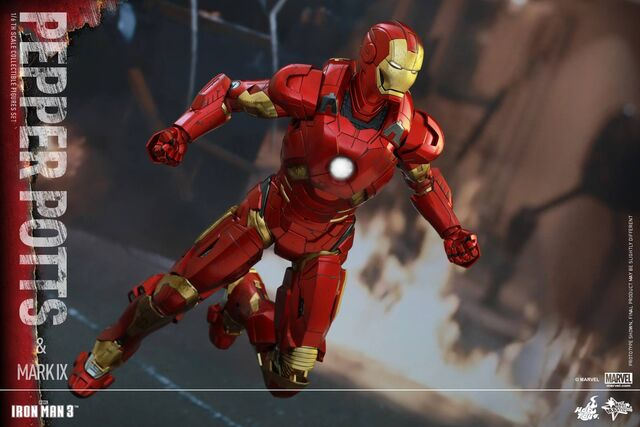 File:Iron Man Mark IX and Pepper Hot Toys 05.jpg