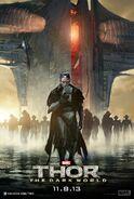 Malekith Thor The Dark World Poster