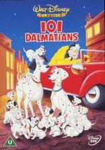 101 Dalmatians 2000 UK DVD