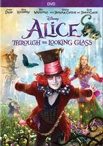 Alicethroughthelookingglass dvd cover