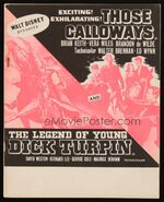 English program those calloways and legend of young dick turpin NZ05971 L