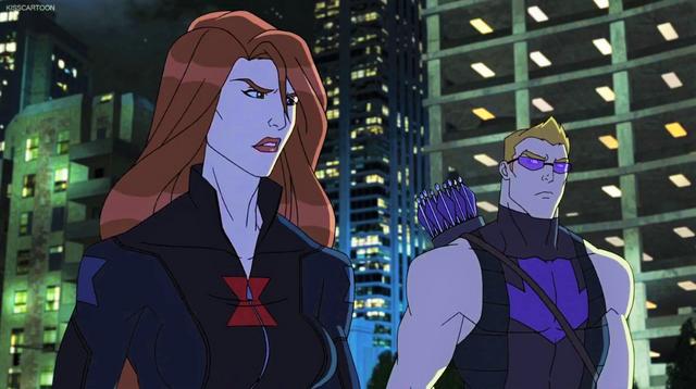 File:Black Widow n Hawkeye AUR.png
