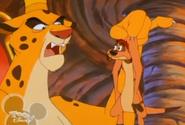 King leopold- timon