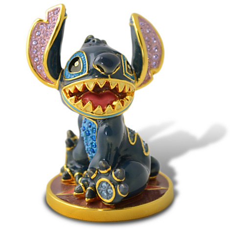 File:Limited Edition Stitch Jeweled Figurine by Arribas.jpeg