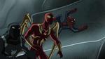 Spider-Man Agent Venom Iron Spider USMWW 5