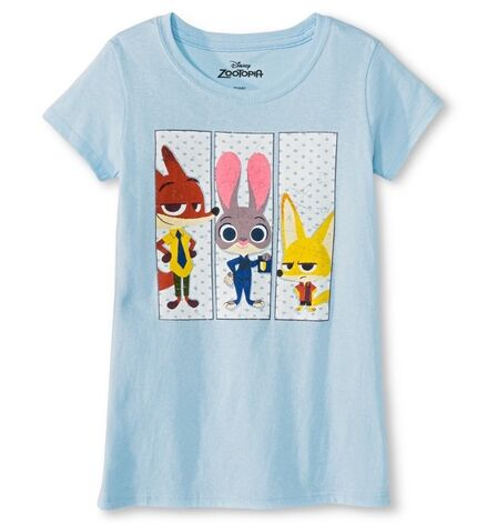 File:Zootopia Nick Wilde Judy Hopps and Finnick shirt.jpg