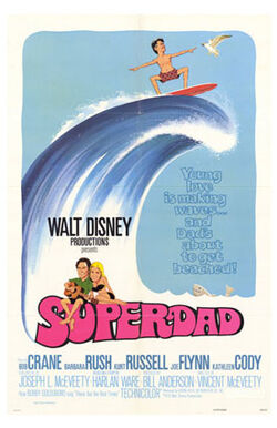 Poster of the movie Superdad