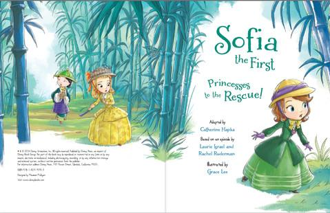 File:Princesses to the Rescue book 1.JPG