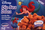 Disney Dip Sea Dooz Fish Nuggets