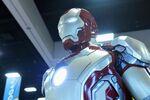 Iron Man Close up