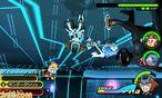 Sora fighting rinzler- 1
