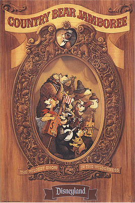 File:Country Bear Jamboree poster at Disneyland.png