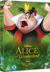 Alice in Wonderland Villains DVD