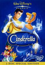 Cinderella uk dvd