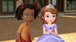 Ruby and Sofia