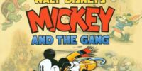 Walt Disney's Mickey And The Gang: Classic Stories In Verse