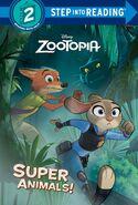 Zootopia Book 08