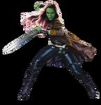 Gamora Vol. 2 Render