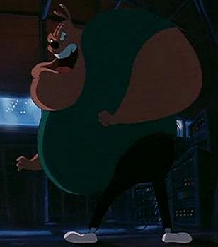 El Guardia de Seguridad (A Goofy Movie) | Disney Wiki ...