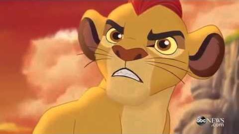 Behind the Scenes of The Lion Guard Return of The Roar